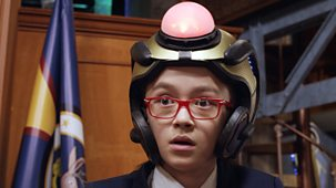 Odd Squad - Series 2: 70. Who Is Agent Otis? Part 2
