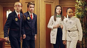Odd Squad - Series 2: 72. Odds And Ends, Part Two