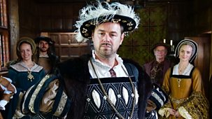 Danny Dyer's Right Royal Family - Series 1: Episode 2