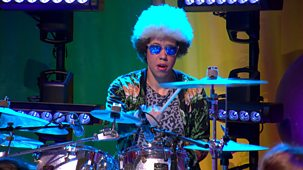 Yolanda's Band Jam - Series 1: 2. Jam #2: Drum Fun