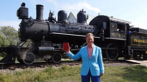 Great Canadian Railway Journeys - Series 1: 11. Winnipeg