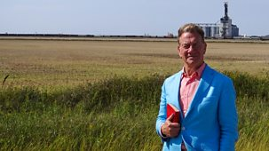 Great Canadian Railway Journeys - Series 1: 12. Portage La Prairie To Watrous