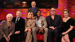 The Graham Norton Show - Series 24: Episode 15
