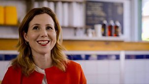 Romesh: Talking To Comedians - Shorts: 1. Sally Phillips