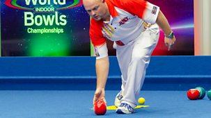 Bowls World Indoor Championships - 2019: 7. Open Singles Final