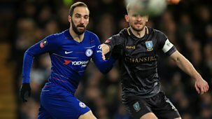 Fa Cup - 2018/19: Fourth Round: Chelsea V Sheffield Wednesday
