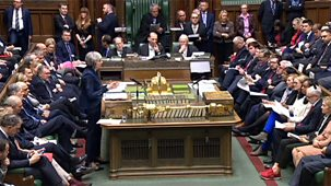 The Week In Parliament - 25/01/2019