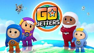Go Jetters - Series 2: 1. Petra, Jordan