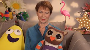 Cbeebies Bedtime Stories - 688. Celia Imrie - A Busy Day For Birds