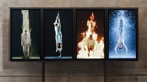 Imagine... - 2019: 3. Bill Viola: The Road To St Paul's