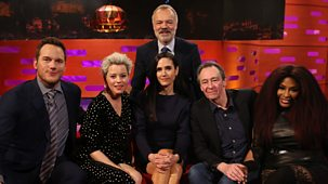 The Graham Norton Show - Series 24: Episode 16