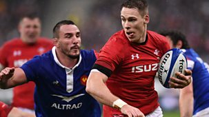 Six Nations Rugby - 2019: France V Wales