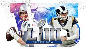 American Football - 2018/19: Super Bowl Liii: Los Angeles Rams V New England<span Class=