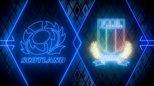 Six Nations Rugby - 2019: Scotland V Italy