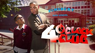4 O'clock Club - Series 1 - Back To School
