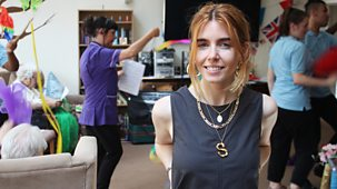 The Nine To Five With Stacey Dooley - Series 1: 2. Caring And Sharing