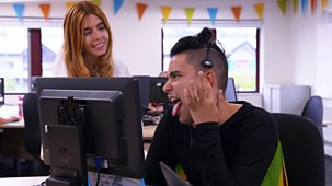 The Nine To Five With Stacey Dooley - Series 1: 3. Smooth Operators