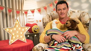 Cbeebies Bedtime Stories - 690. Luke Evans - I Love You Already