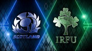 Six Nations Rugby - 2019: Scotland V Ireland