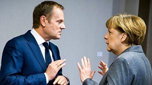 Inside Europe: Ten Years Of Turmoil - Series 1: 3. Unstoppable