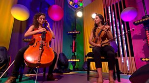 Yolanda's Band Jam - Series 1: 8. Jam #8: Funky String Sisters