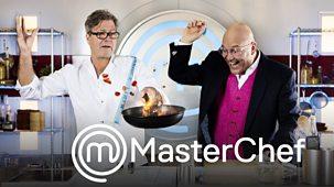 Masterchef - Series 15: Episode 1