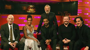 The Graham Norton Show - Series 24: Episode 17