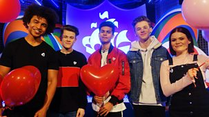 Blue Peter - Loves The Wonderland
