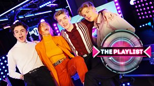 The Playlist - Series 2: 40. New Hope Club's Playlist