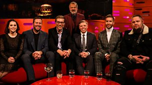 The Graham Norton Show - Series 24: Episode 18