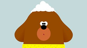 Hey Duggee - 31. The Snowman Badge