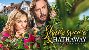 Shakespeare & Hathaway - Private Investigators - Series 2: 1. Outrageous<span Class=