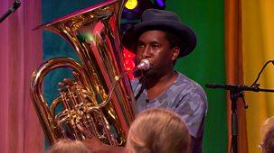 Yolanda's Band Jam - Series 1: 12. Jam #12: Mega Tuba Tune