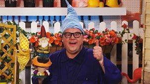 Gigglebiz - Series 5: 20. Diy Dan's Gnome Garden