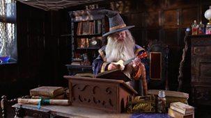 Gigglebiz - Series 5: 21. Wizard Tripwick's Mending Spell