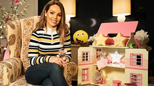Cbeebies Bedtime Stories - 695. Katie Piper - Where Happiness Lives