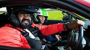 Top Gear - Series 26: Episode 3