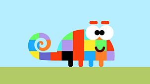 Hey Duggee - Series 3: 4. The Camouflage Badge