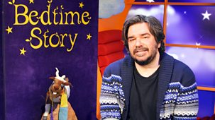 Cbeebies Bedtime Stories - 696. Matt Berry - Giddy Goat