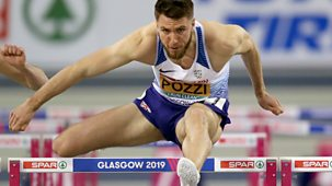 Athletics - 2019: 7. European Indoor Championships 2019 Day 3 Part 1