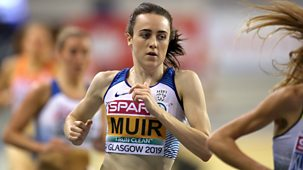 Athletics - 2019: 9. European Indoor Championships Day 3 Part 3
