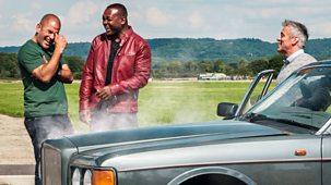 Top Gear - Series 26: Episode 4