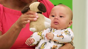 The Baby Club - Series 1: 11. Soft Toy