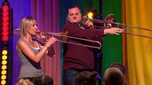Yolanda's Band Jam - Series 1: 16. The Trombone Slide