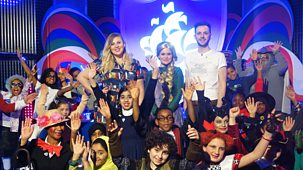 Blue Peter - Book Awards 2019