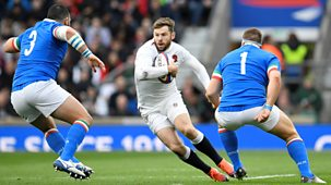 Six Nations Rugby - 2019: Build-up