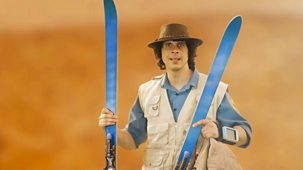 Andy's Safari Adventures - Series 1: 37. Andy And The Darkling Beetle