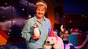 Cbeebies Bedtime Stories - 700. Annette Badland - Not My Hats