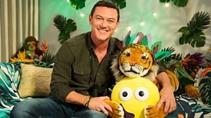Cbeebies Bedtime Stories - 702. Luke Evans - The Secret Life Of A Tiger