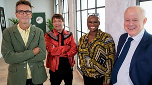 Great British Menu - Series 14: 3. London & South East - Judging
